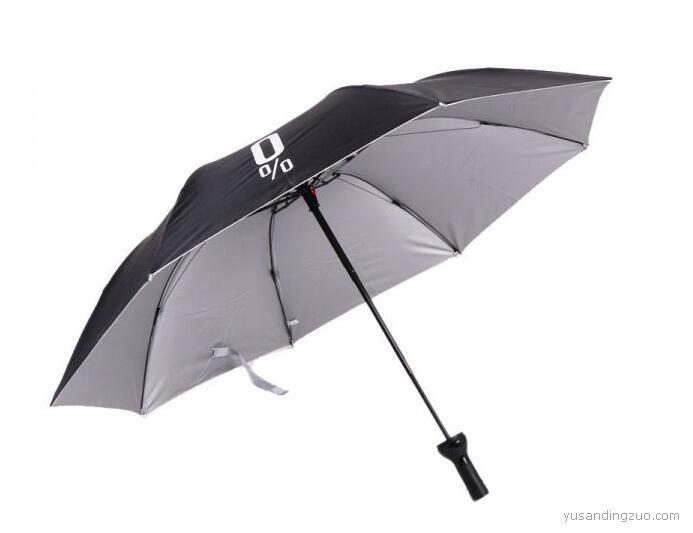 创意便携小巧酒瓶伞定制 三折晴雨伞广告伞 十一促销礼品