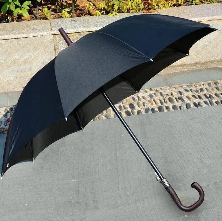10骨长柄广告伞雨伞定制