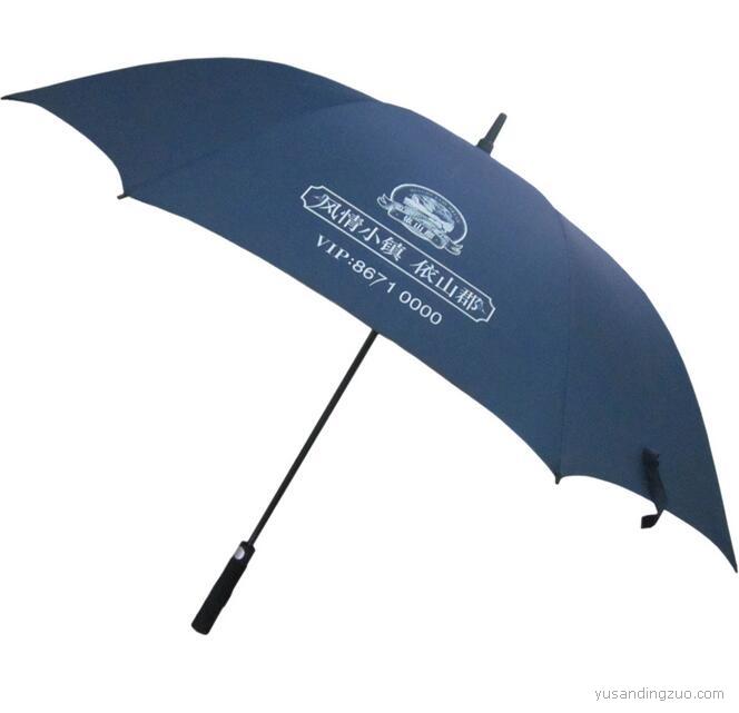 广州伞厂专业生产高尔夫伞